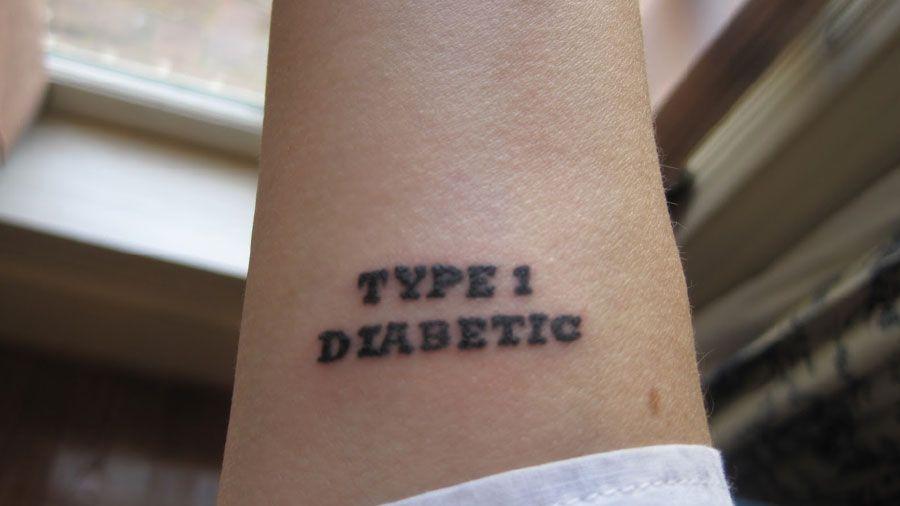 ¿Puedo llevar un tatuaje si tengo diabetes?
