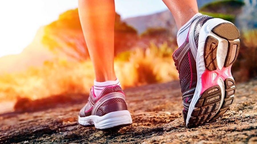 ¿Cuántos pasos debe caminar para mantenerse saludable?