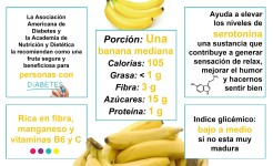 Beneficios de la banana